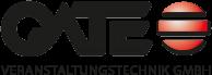 Logo GATE Veranstaltungstechnik GmbH