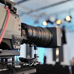 Kamera aus der GATE Videotechnik