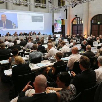 GATE Veranstaltungstechnik auf einer Tagung der KZBV - Kassenärztlichen Bundesvereinigung