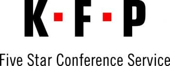 KFP Five Star Conference Service Logo
