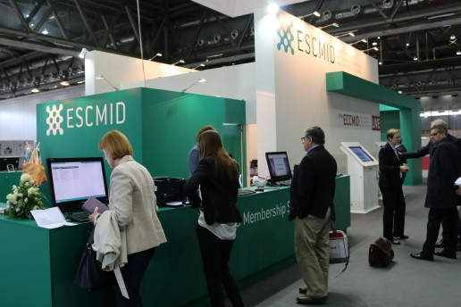 GATE Informationstechnik auf dem Medizinkongress ECCMID 2017 in Wien