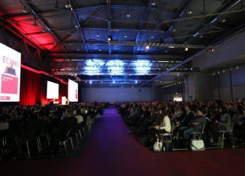 GATE Veranstaltungstechnik auf dem Medizinkongress ECCMID 2017 in Wien