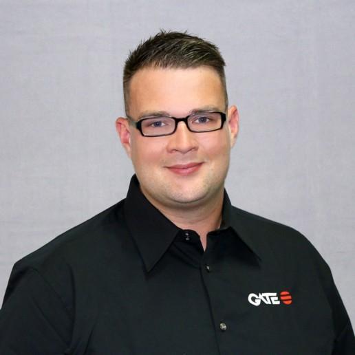 Porträt des GATE Mitarbeiters Martin Lipowski - Projektmanager Disposition