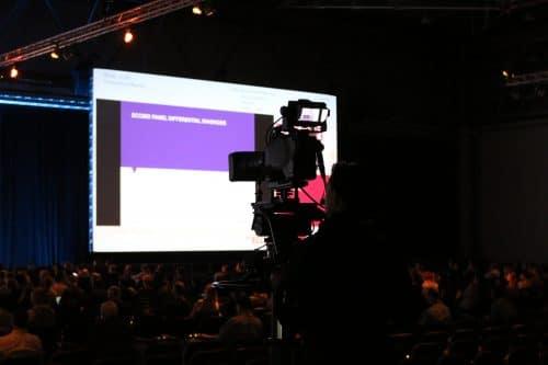 GATE Videotechnik auf dem Medizinkongress ECCMID 2017 in Wien