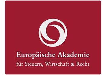Logo Europäische Akademie für Steuern, Wirtschaft und Recht